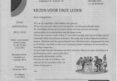 Boerengazet nov 2012 pag1